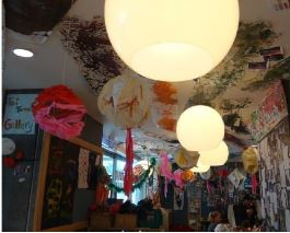 Lanterns by Tai Tamariki Kindergarten