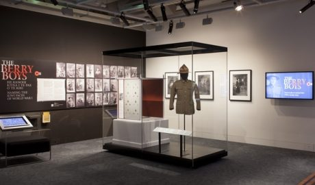 Berry Boys exhibition on level 4 April-October 2014