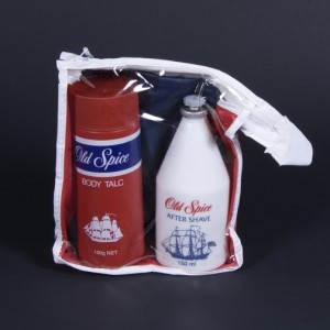 Old Spice set