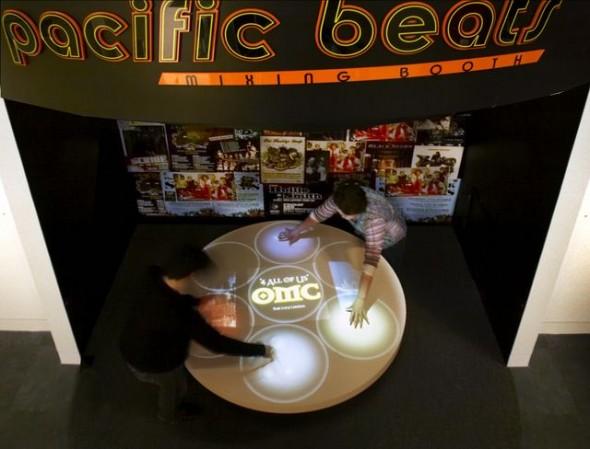 pacific beats