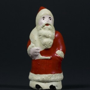 santa cake decoration