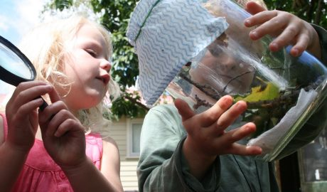 Discovering Nature, Photographer: Imagine Childcare, © Te Papa