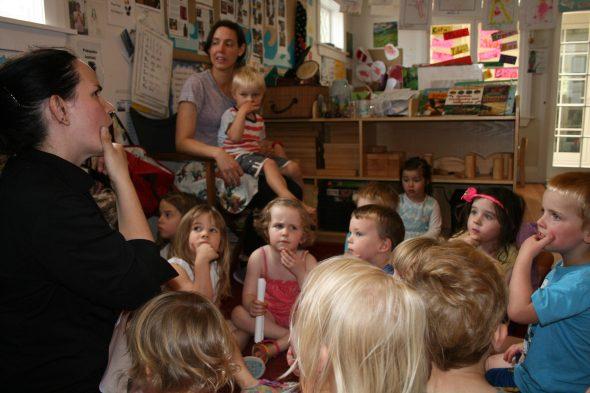 Wondering, Photographer: Imagine Childcare, © Te Papa