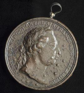 R & A Medal obverse