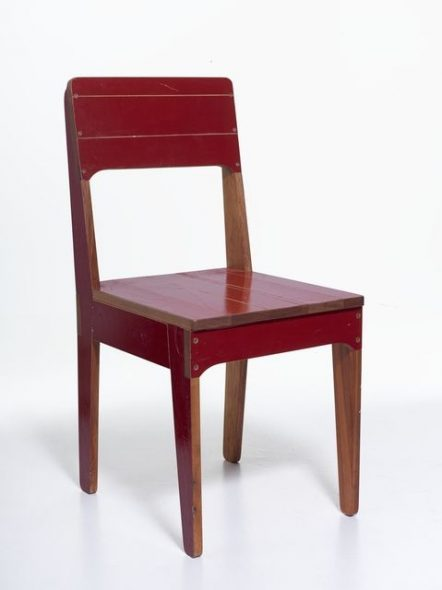 Rekindle Chair, 2013.