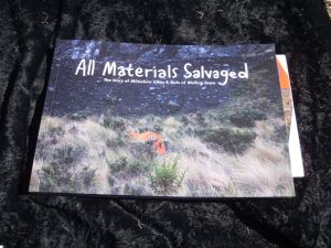 The recently launched book resulting from the Miniature Hikes public art project.