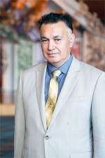 Photo of Te Waari Carkeek
