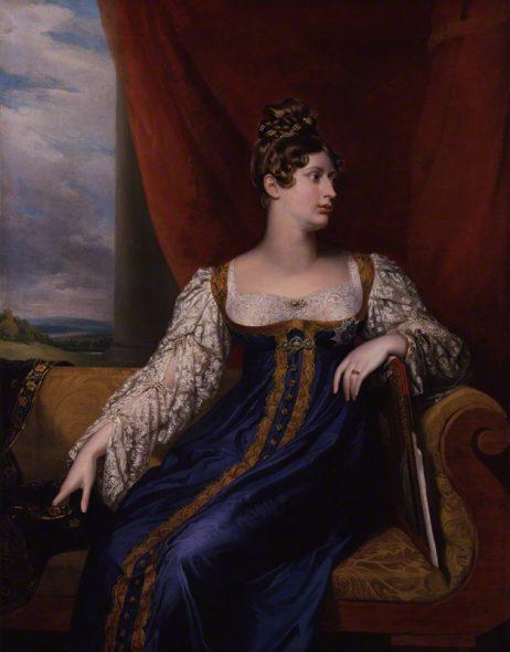 NPG 51; Princess Charlotte Augusta of Wales by George Dawe
