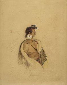 Charles Heaphy Rangiaeata. 1840. Ref C-025-022 ATL