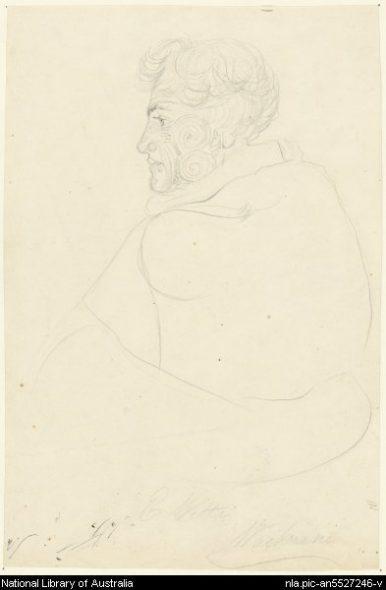 Coates, Isaac.  ([184-]).  E Witti, Waikaini.  http://nla.gov.au/nla.pic-an5527246