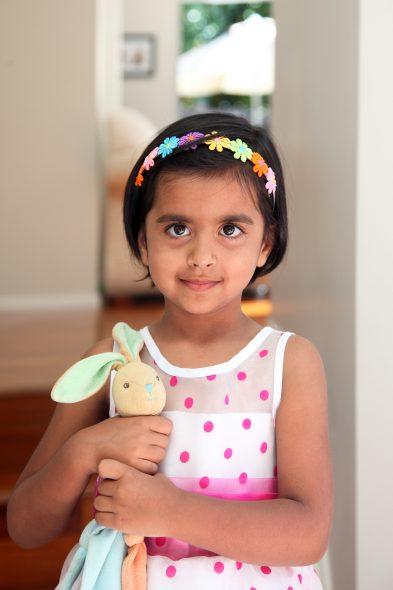 Aariel Naidu, aged 3, 2012. Photograph by Ken Downie. Te Papa