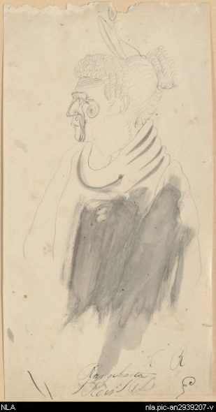 Coates, Isaac.  (1843).  Rangihaeta.  http://nla.gov.au/nla.pic-an2939207