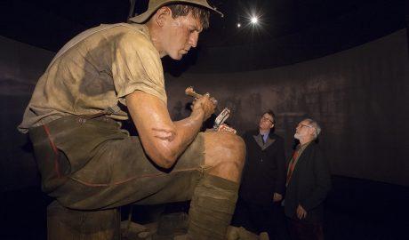Gallipoli opening Jack Dunn Richard Taylor Pat White