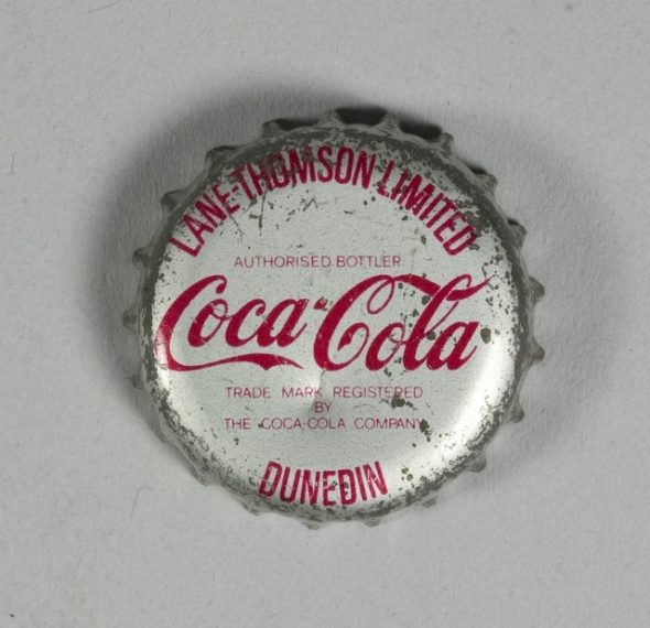 Coca-Cola bottle top