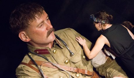 Percival Fenwick in Gallipoli The scale of our war