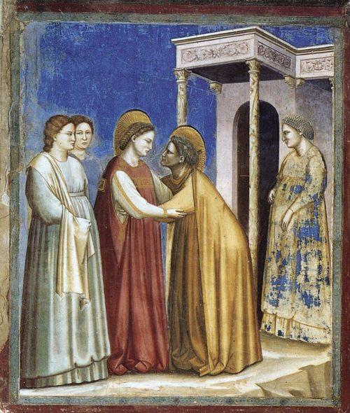 5 Giotto visitation