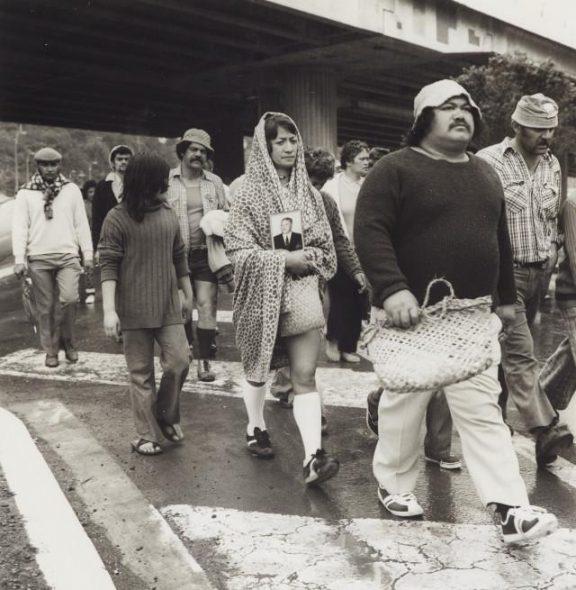 Maori Land March