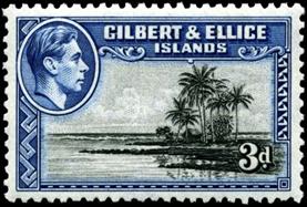 gilbert stamp