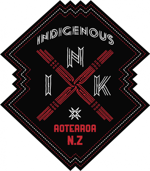 logo indigenous ink