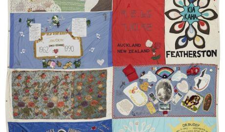 New Zealand AIDS Memorial Quilt