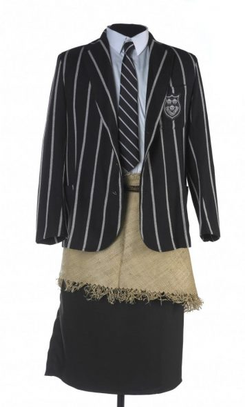 Wesley College Uniform, 1990s, FE010582