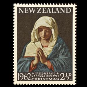 nz-stamp-madonna-1962