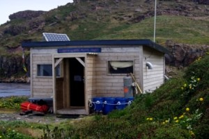 Mayes hut