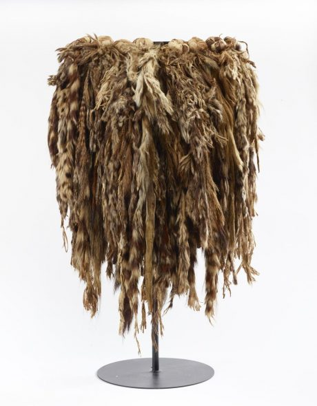 Dance garment, c. 1900, Malawi (Chewa culture), Photograph by Kate Whitley. Copyright Te Papa MA_I.374711