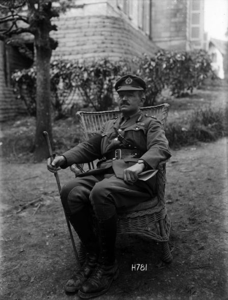 Major General Andrew Hamilton Russell. Royal New Zealand Returned and Services' Association :New Zealand official negatives, World War 1914-1918. Ref: 1/1-002064-G. Alexander Turnbull Library, Wellington, New Zealand. http://natlib.govt.nz/records/22701970