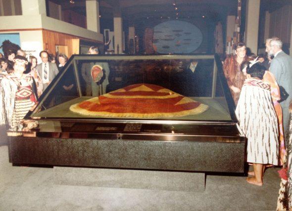 buckle street cloak display wide shot 1984