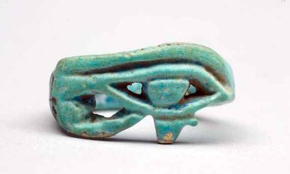 Faience - Finger Ring