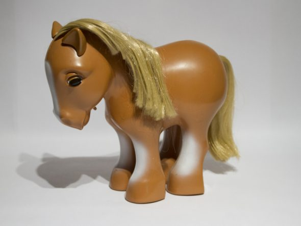 My Pretty Pony. Photo by Kate Whitely, Te Papa