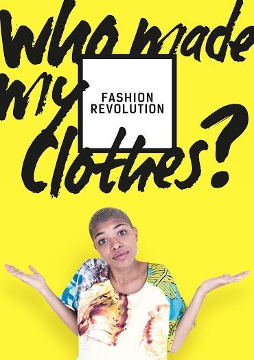 Image courtesy of Fashion Revolution