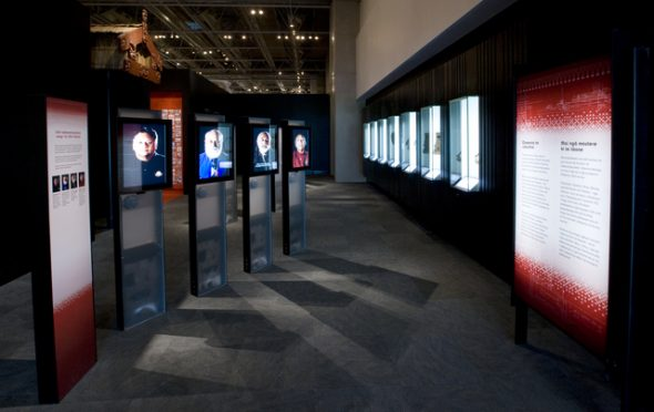 Oral histories as presented in the exhibition Tangata o le Moana: the story of Pacific people in New Zealand