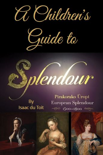 A Children's Guide to Splendour by Isaac du Toit, edited by Paddy Rockwell.