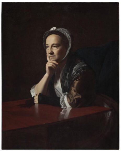John Copley, Mrs Humphrey
