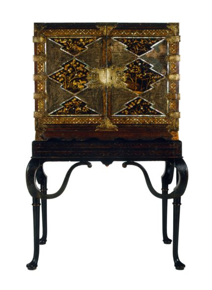 Artist Unknown, Cabinet on stand