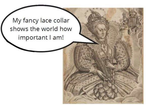 Unknown artist, Elizabeth I of