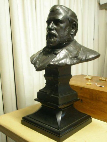 Richard John Seddon, 1902, by Samuel Grun. Te Papa (GH24121)