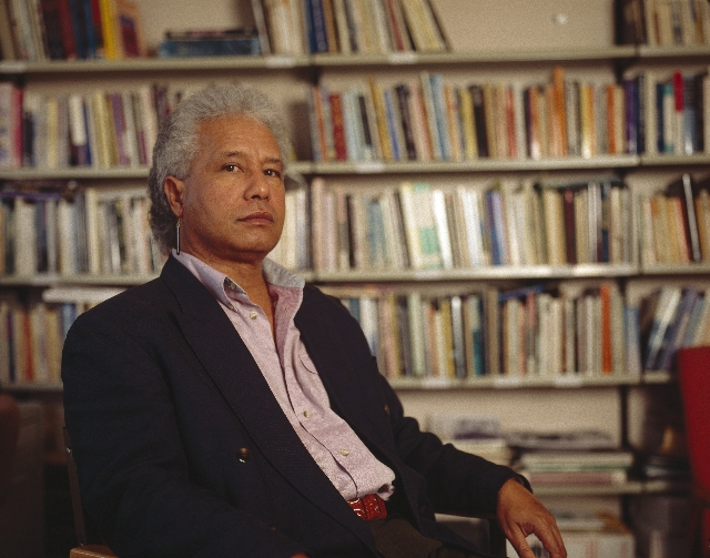Portrait of Albert Wendt; 1996; Photographer: Hamish McDonald