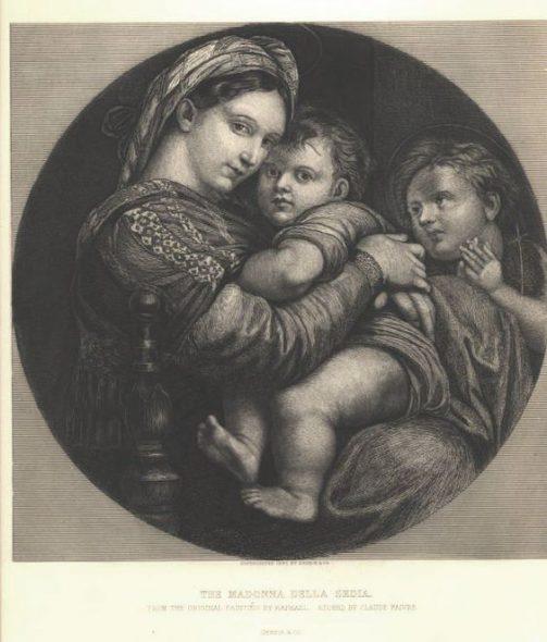 raphael-engraving
