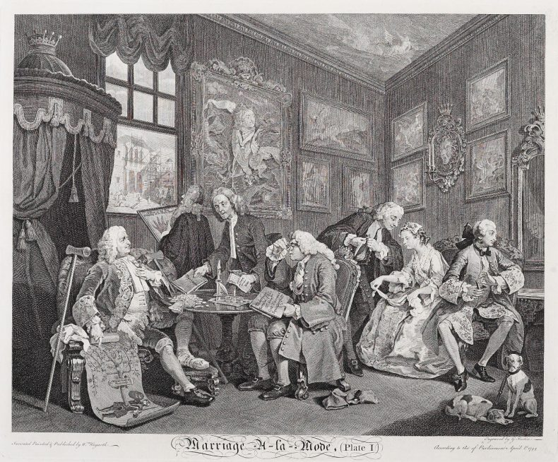 hogarth etching