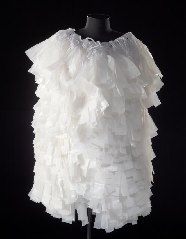 Hieke pahuka contemporary garment