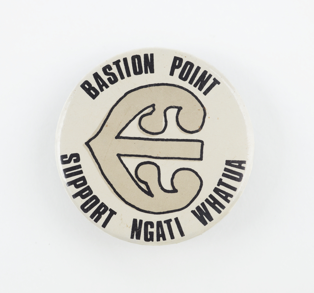 Badge, 'Bastion Point'