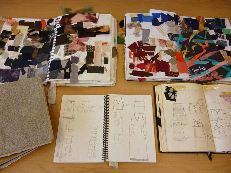 Starfish workbooks, CA001201. Photograph by Gareth Watkins