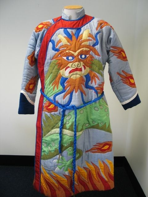 Robe designed by Raymond Boyce for the Royal New Zealand Ballet