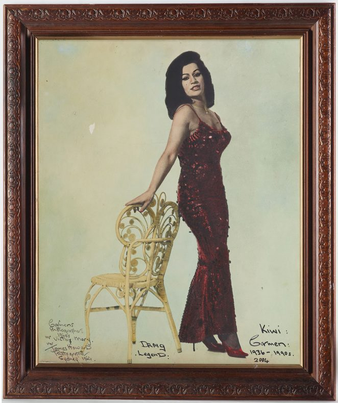 Photograph, framed, 1963, Sydney, by Victor Morey. Purchased 2006. Te Papa (GH011920)