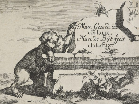 Frontispiece Bears