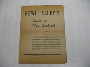 peace letter