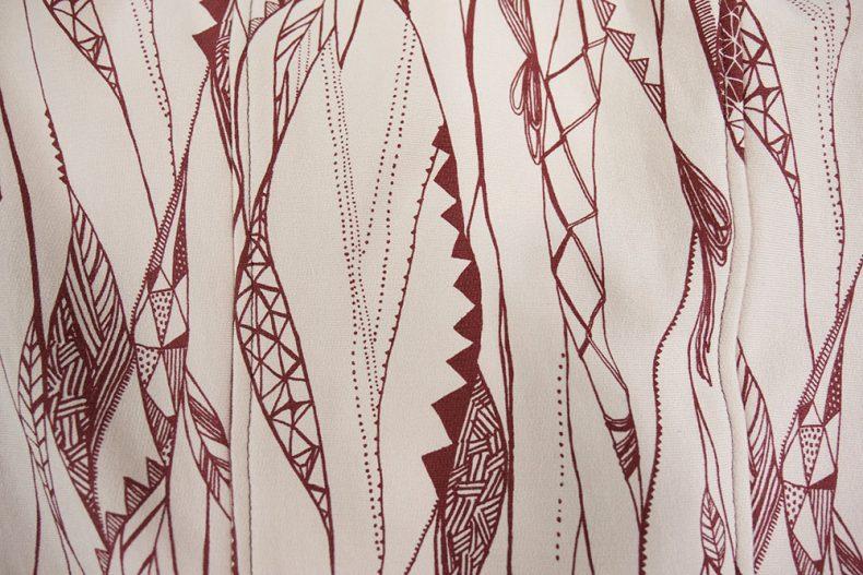 Greta's 'Common Thread' design